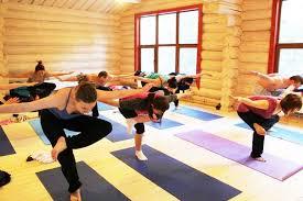 Восточный фитнес