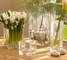 Стеклянные вазы как предмет интерьера