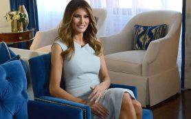 Как 49-летняя Мелания Трамп поддерживает себя в форме?