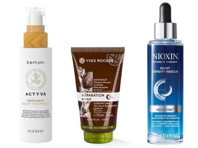 4 важных правила вечернего ухода за волосами