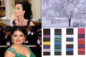 Цветотипы «времена года» и выбор одежды