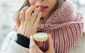 Как ухаживать за губами в холода