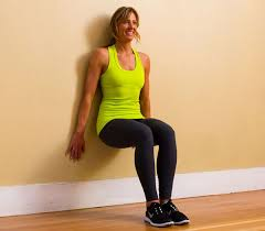 Фитнес-приспособления: стена