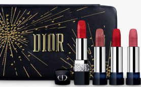 Яркий макияж Dior