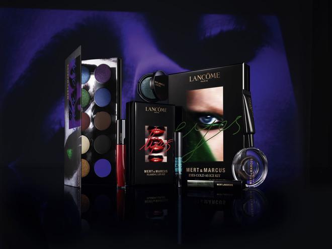 Макияж и фотография: весенняя коллекция Lancôme x Mert & Marcus