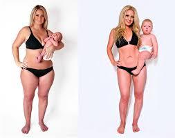 Родить второго ребенка и, наконец, похудеть