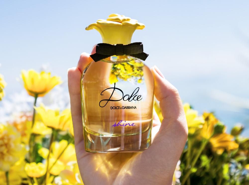 Аромат дня: Dolce Shine от Dolce&Gabbana