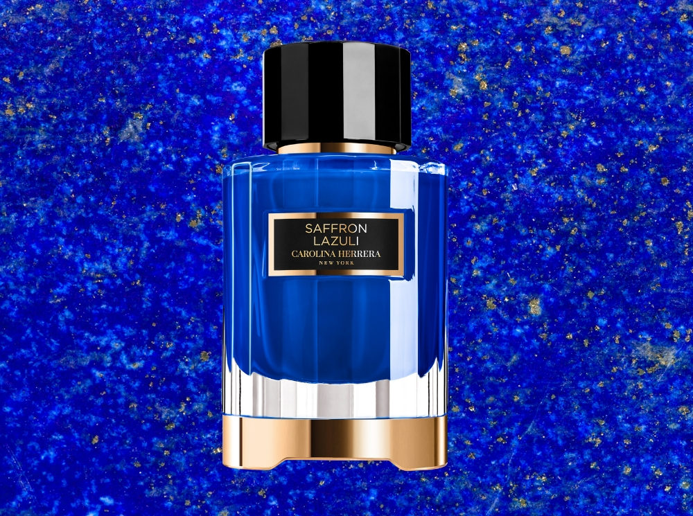 Аромат дня: Saffron Lazuli от Carolina Herrera Confidential