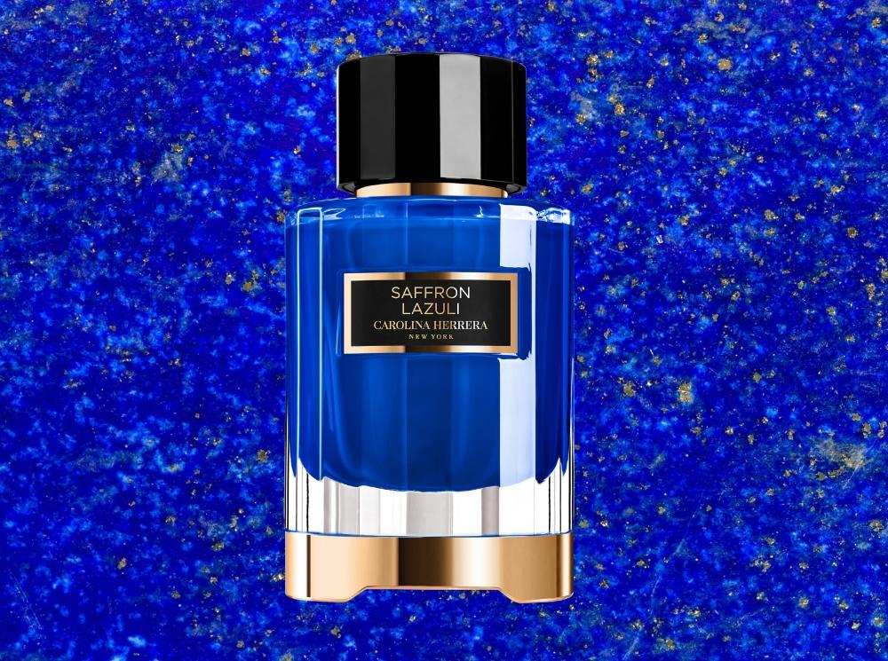 Аромат дня: Saffron Lazuli от Carolina Herrera Confidential