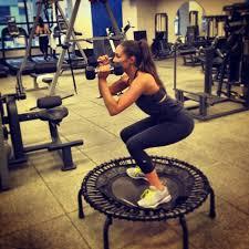 Выглядеть как супермодель: эффективная домашняя тренировка от Оливии Калпо
