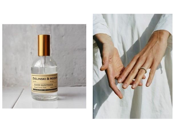 Transparent spring: антисептик с запахом лета