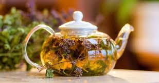 Топ-8 полезных трав для чая