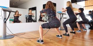 Фитнес будущего: EMS-тренировка