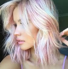 Модное окрашивание этой весны: жеодовые волосы