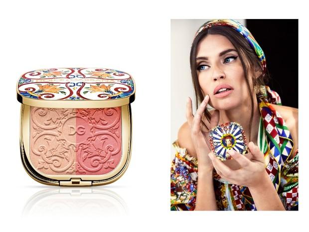 Только для королевы: солнечная коллекция макияжа Dolce & Gabbana
