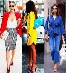 5 правил сочетания цветов фактур в одежде