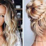 4 стильные прически для длинных волос