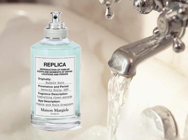 Аромат дня: Bubble Bath от Maison Margiela