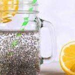Вода с чиа для плоского живота: как работает модный напиток