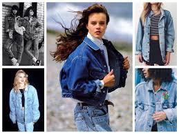 Как одевались в 1980-е