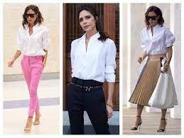 6 модных советов от Виктории Бехкэм: учимся одеваться, как икона стиля