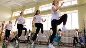 Чем нам могут помочь школьные уроки физкультуры