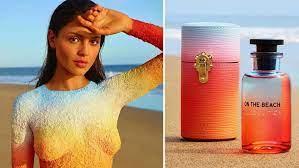 Песочный бисквит: Эйса Гонсалес стала лицом нового аромата Louis Vuitton, созданного совместно с Алексом Израэлем