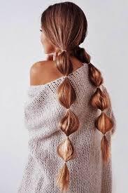«Пузырчатые» косы: как сделать эффектную укладку за 5 минут