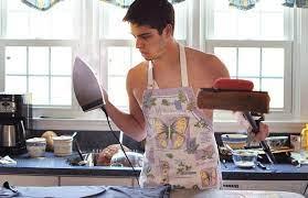 Как привлечь мужа к домашнему труду