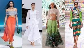 Модные юбки: обзор тенденций