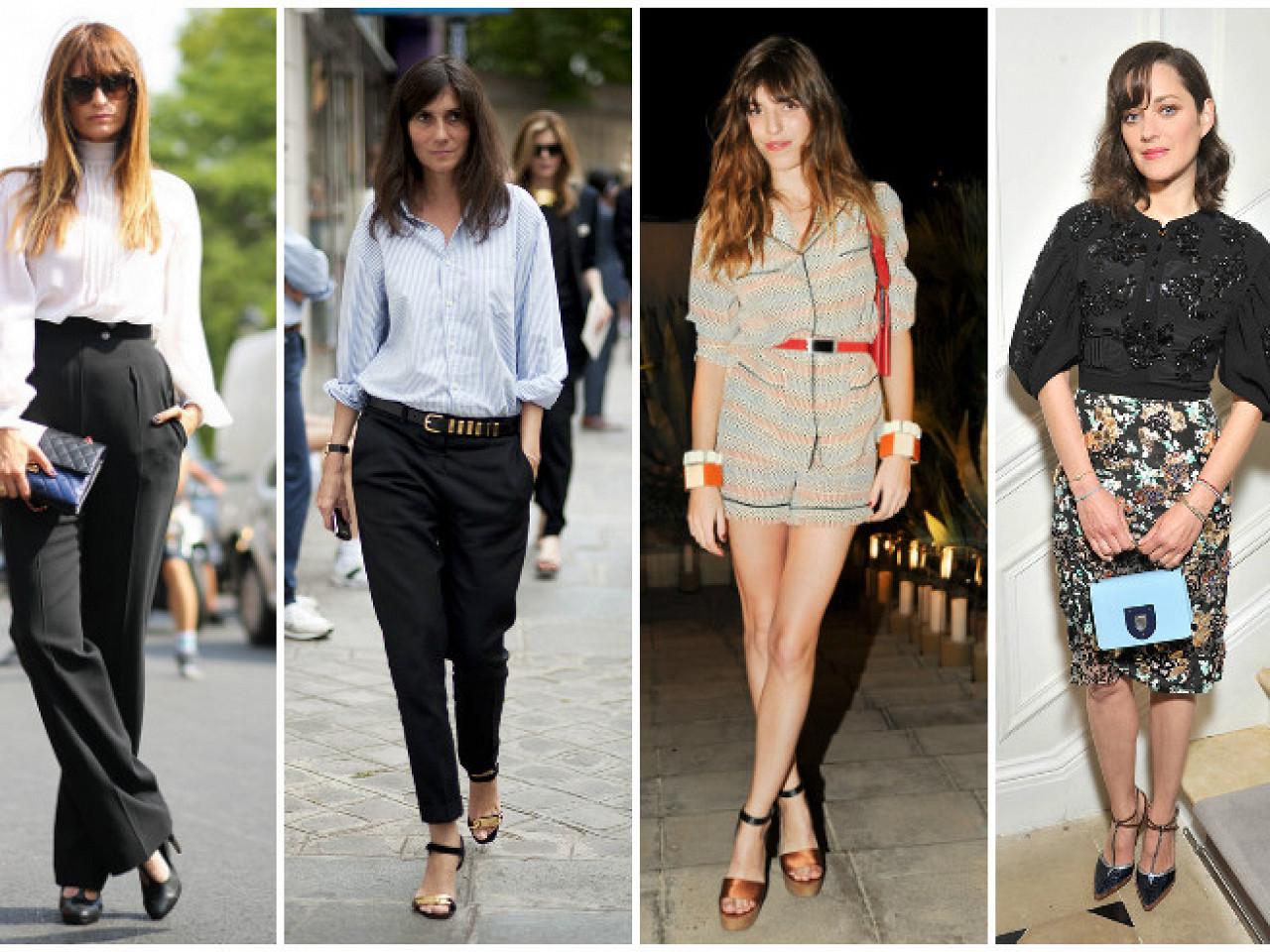 Берём пример: 7 самых стильных француженок современности и их секреты