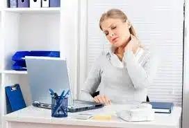 «Как избавиться от боли в шее, возникающей из-за работы за компьютером?»