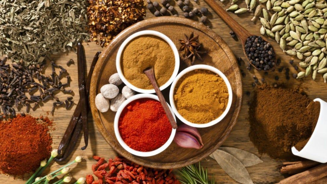 5 специй для усиления метаболизма