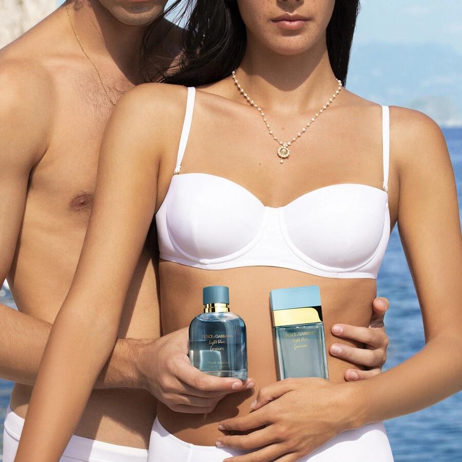 Аромат дня: Light Blue Forever Pour Femme от Dolce&Gabbana