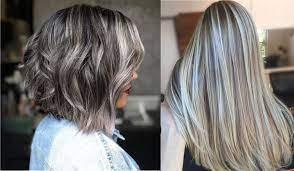 Выбрать седину: седые волосы больше можно не маскировать
