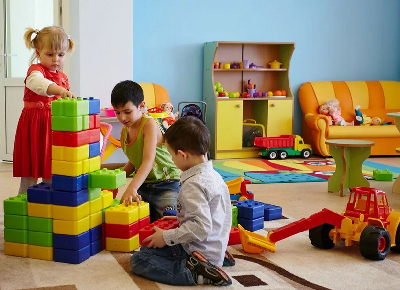 Детский сад: начало социального развития ребенка