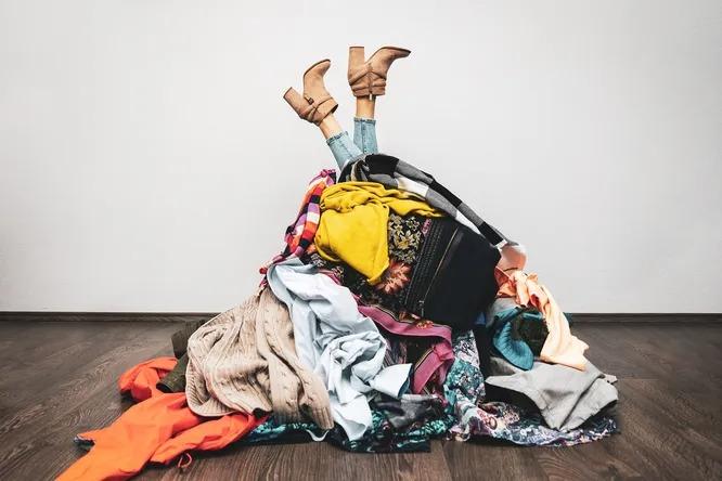 Осознанная мода: куда деть ненужную одежду?