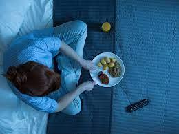Продукты, которые не стоит есть на ночь
